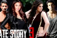 Sharman, Zarine 'comfortable' with sex scenes in 'Hate Story 3'