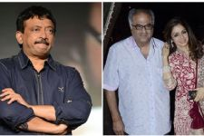 RGV still gaga over Sridevi's 'thunder thighs'