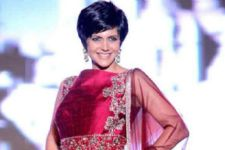 Mandira Bedi creates 'Me' saris for EDM fest