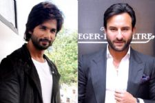 Shahid-Saif bonding on sets of Rangoon!