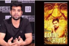 India needs film like 'Gandhi vs Aazaad': Director
