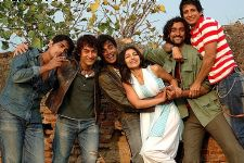 Book to mark celebration of 'Rang De Basanti' decade
