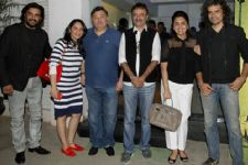 Team Saala Khadoos hosted a Republic Day special screening in Mumbai.