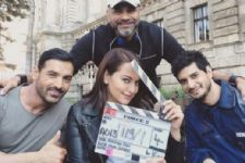 'Force 2' to be shot in China
