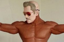 You can't take off your eyes from this Salman Khan's figurine!
