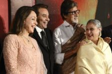'Sholay' revisited at Hema Malini's music album release