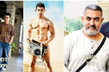 Aamir's game of Weight and Watch!