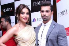 B-Town actors wish Bipasha, Karan 'lifetime of happiness'!