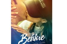 Ranveer lip locks in 'Befikre' first look