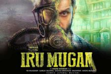 'Irumugan' teaser on Vikram's 50th birthday