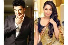 Arjun, Malaika spend some time with each other!