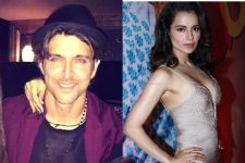 While the battle is still on, Kangana and Hrithik are partying away!