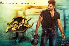 'Sarrainodu' mints Rs.72 crore in first week