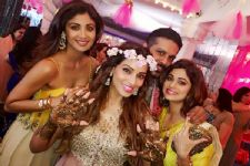 Charity to keep Shilpa Shetty away from Bipasha's wedding