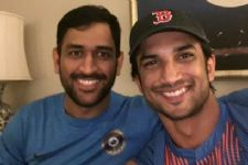 Sushant Singh Rajput & M.S Dhoni to star in an ad?