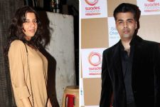 Zoya Akhtar is on social media: Karan Johar