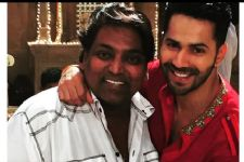 Varun teams up with 'legend' Ganesh Acharya
