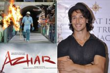 Tiger Shroff wishes best to 'Azhar' team