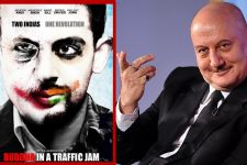 'Buddha In A Traffic Jam' most relevant film of our times: Anupam Kher