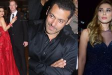 Salman Khan attends party with Iulia Vantur in town