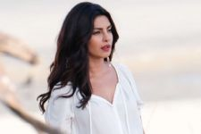 Priyanka Chopra wraps up 'Baywatch' shoot!
