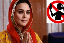 What? Guests had to FOLLOW RULES to attend Preity Zinta's Reception