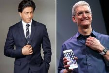 Shah Rukh Khan to host Tim Cook at residence!