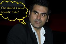 Arbaaz Khan lashes out at reporters...