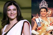 Sushmita celebrates 22 years of her Miss Universe win