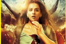When Vidya Balan entered a haunted house in Kolkatta!