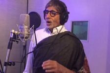Big B 'nervous' about singing in 'TE3N'