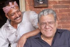 Om Puri praises Nana for farmer welfare initiatives
