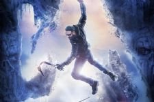Ajay Devgn fights icy monsters in new 'Shivaay' poster!