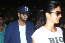 What? Ranbir Kapoor-Katrina Kaif spotted together!