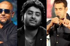 Vishal Dadlani stays away from Salman-Arijit controversy
