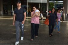 Salman Khan's nephew 'Ahil' returns from First International Tour!