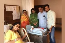 Riteish and Genelia welcome their little PRINCE!!
