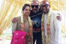 Bollywood singer Benny Dayal gets married