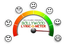 Bollywood Lyric-O-Meter: 'U' To 'A'