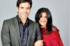 Tusshar Kapoor's sweetest Birthday Video for sister Ekta Kapoor