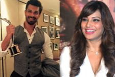 KSG receives 'Rising Star Award',gives out a sweet message for Bipasha