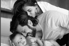 Riteish and Genelia announce their Baby Boy's name
