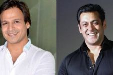 What made VIVEK OBEROI praise SALMAN KHAN!