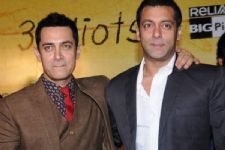 Aamir wishes to work with Salman again !