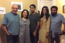 Anupam Kher finishes shooting for 'The Big Sick'