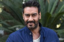 Ajay Devgn meets underprivileged children on Father's Day