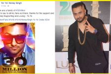 Yo Yo Honey Singh crosses 30M+ follower on Facebook!