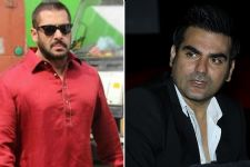 Arbaaz Khan stands up in support of Salman Khan