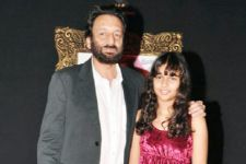 Shekhar Kapur's daughter moves him to tears of joy!