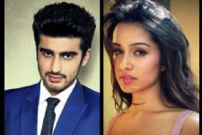 When Shraddha Kapoor smashed cake on birthday boy Arjun Kapoor